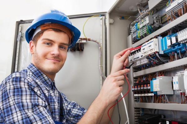 Commercieel elektricien Journeyman